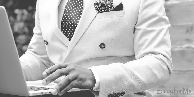 A White Suit