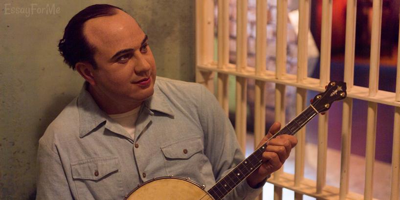 Al Capone's Portrait