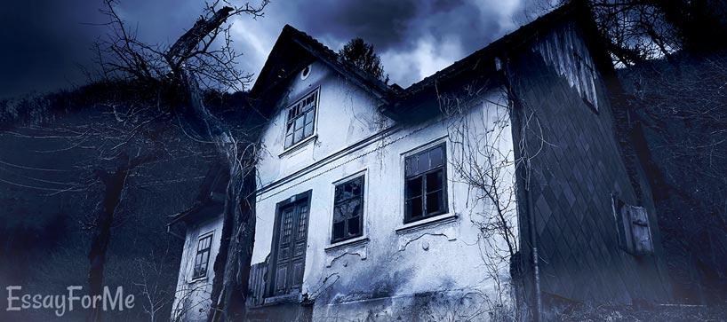 Dark Scary House