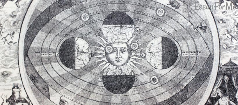Geocentric and Heliocentric models