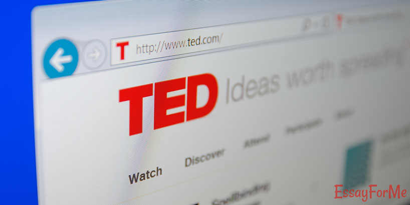 Logo TED Talks