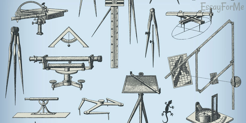 Old Measuring Devices