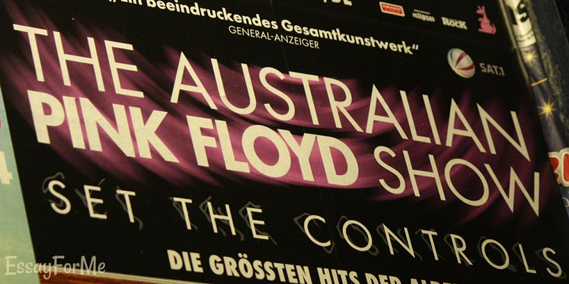 Poster of Pink Floyd