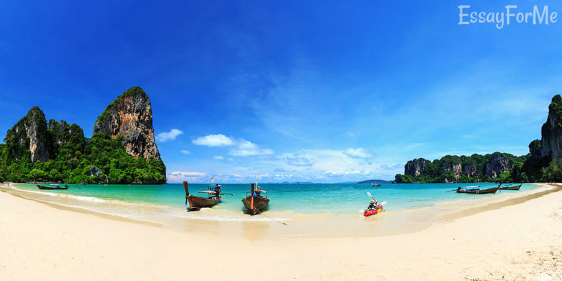 The Thai Beach